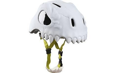 image of Crazy Safety Childrens Cycling Helmet  Wild Skull S-M 49-55cm
