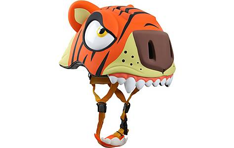 image of Crazy Safety Childrens Cycling Helmet Tiger S-M 49-55cm