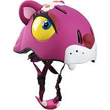 image of Crazy Safety Childrens Cycling Helmet  Cheshire Cat S-M 49-55cm