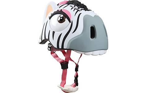 image of Crazy Safety Childrens Cycling Helmet Zebra S-M 49-55cm