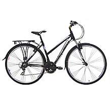 image of Mizani Vivo, Hybrid Bike, 21 Speed, Ladies, 18in