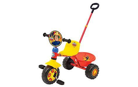 image of Firman Sam Childs Kids My First Trike