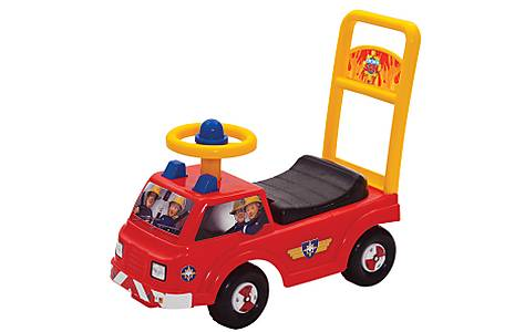 image of Fireman Sam Kids Childs Boys Jupiter Ride-On