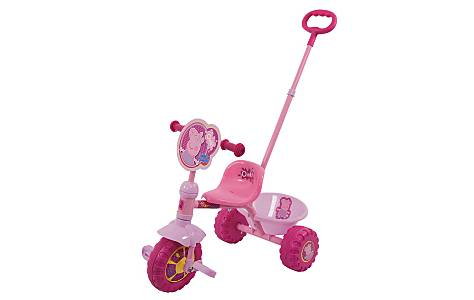 image of Peppa Pig Girls Childs My First Trike