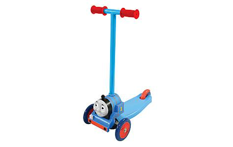 image of Thomas The Tank Engine and Friends 3D Tilt and Turn Engine Scooter