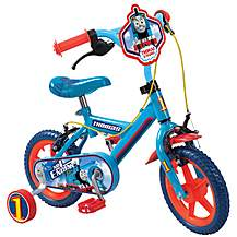 image of Thomas The Tank Engine and Friends Kids Childs Boys My First 12inch Bike