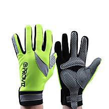 image of Hi Vis Cycling Gloves