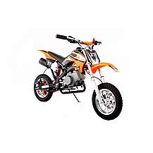 image of Pocket Rocket Scrambler 49cc - (MINI DIRT DEVIL) Orange