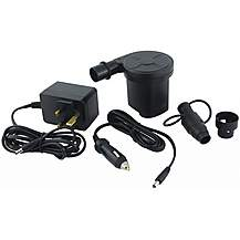 image of Yellowstone Electric Airbed Pump Inflator With Wall & Car Charger
