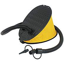 image of Yellowstone Heavy Duty 3l Foot Pump Inflator