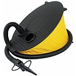 image of Yellowstone 5l Heavy Duty Foot Pump Inflator