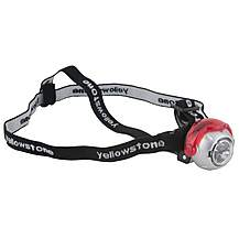 image of Yellowstone 5 Led Mini Head Torch With Cr2032 3v Batteries