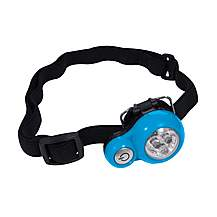 image of Yellowstone 3 LED Headtorch Blue