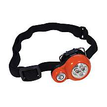 image of Yellowstone 3 LED Headtorch Orange