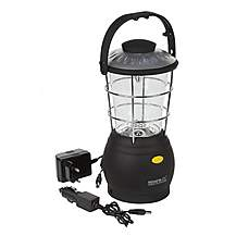image of Regatta Helia 12 Dynamo Lantern With Eu Plug