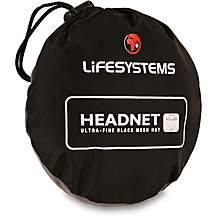 image of Lifesystems Midge / Mosquito Head Net Hat Black