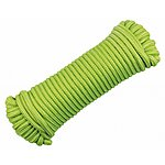 image of Yellowstone Polypropylene Glow In The Dark Rope 3/16inch 15m/50ft