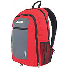 image of Yellowstone Trail 30L Waterproof Rucksack Red