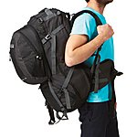image of Yellowstone Trail 60l + 15l Rucksack