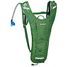 image of Vango Sprint 3 Litre Hydration Rucksack Green