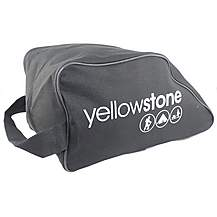 image of Yellowstone Polyester Boot / Shoe Bag Black