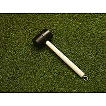 image of Regatta Camping Rubber Mallet With Peg Extractor 12oz