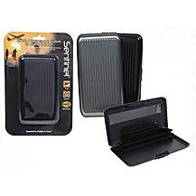 image of Summit Rfid Hard Shell Cash And Card Wallet