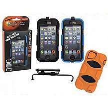image of Summit Sentinel Survival Series  iPhone 5 Case Black