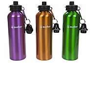 image of Summit 750ml Water Bottle with 2 Lids Purple