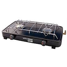 image of Yellowstone Steel Compact Double Camping Burner