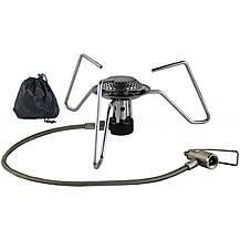 image of Yellowstone Hurricane Backpack Stove With Carry Bag