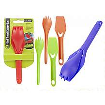image of Summit 4 In1 Travel Cutlery Set