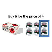 image of Coleman Multipack C500 Gas Cartridge 6 Pack