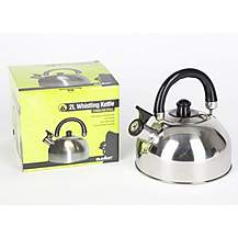 image of Summit 2l Stainless Steel Whistling Kettle