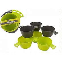 image of Summit 6 Piece Mug/bowl Set