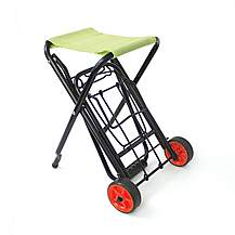 image of Yellowstone Folding Festival Trolley With Seat