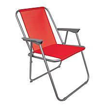 image of Yellowstone Vector Essential Beach Chair Red