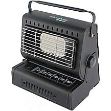 image of Yellowstone Steel Portable Gas Heater