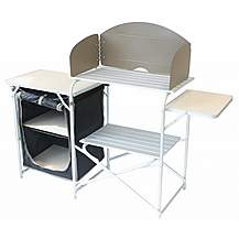 image of Yellowstone Quick-up Xl Kitchen Stand And Cupboard