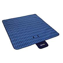 image of Regatta Matio Picnic Rug Blue