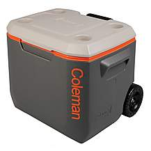 image of Coleman 47L Tri-colour 50qt Xtreme Wheeled Cooler