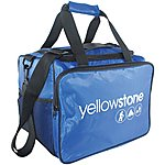 image of Yellowstone 25L Cool Bag With Shoulder Strap Blue