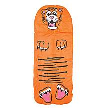 image of Yellowstone Jungle Animal Sleeping Bag Tiger