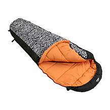 image of Vango Wilderness Zebra Junior Sleeping Bag