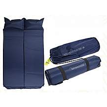image of Summit 2.5cm Double Self Inflating Mattress And Pillow