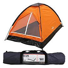 Milestone 2 Man Dome Tent Orange