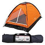 Milestone 2 Man Dome Tent Orange