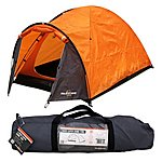 image of Milestone 2 Man Super Dome Tent Orange
