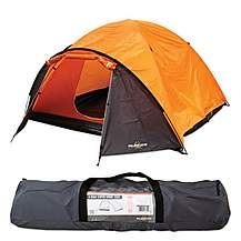 image of Milestone 4 Man Super Dome Tent Orange