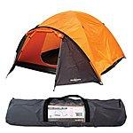 image of Milestone 4 Man Super Dome Tent Orange